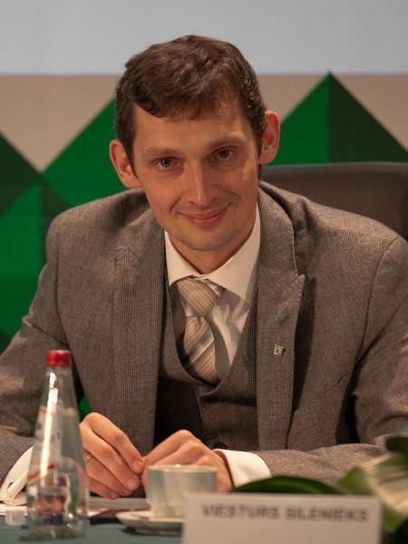 Latvijas Zaļās partijas kongresā