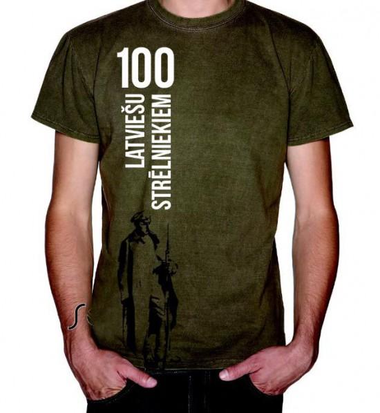 Ekspedīcijas dalībnieku krekls